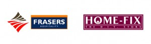 Frasers Hospitality and Home-Fix logos