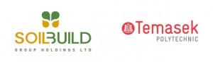 Soilbuild and Temasek Polytechnic logos